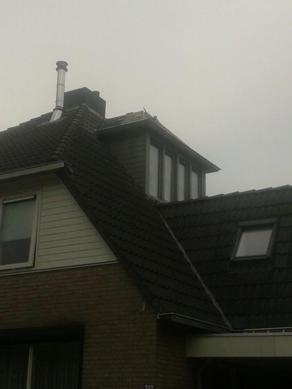 Timmerwerk Dakkapel